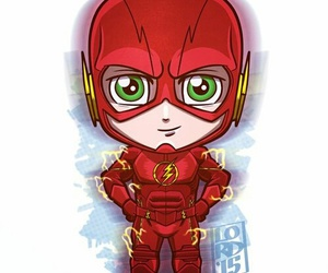 the flash and barry allen image