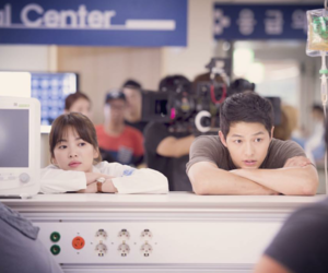 descendants of the sun, dots, and song hye kyo image