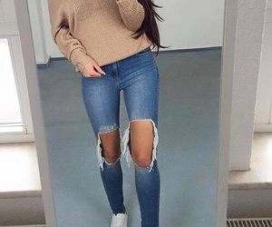 blouse, cool, and outfit image