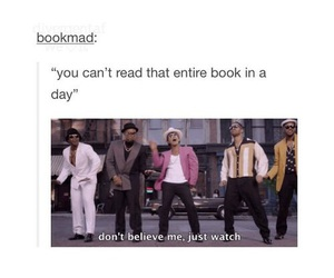 book, funny, and bruno mars image