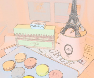 colours, france, and laduree image