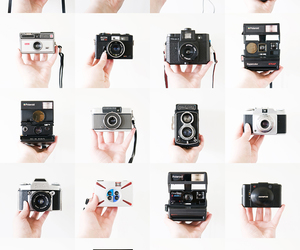 addict, camera, and photography image