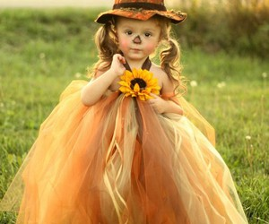 Halloween, baby, and kids image
