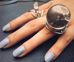 crystals, fashion, and quartz image