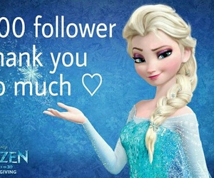 500, thank you, and follower image