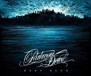 parkway drive and deep blue image