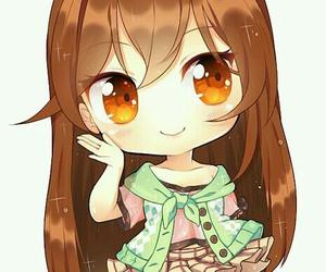 chibi, anime, and cute image