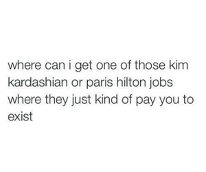 funny, paris hilton, and kim kardashian image