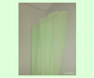 dress, green, and grid image
