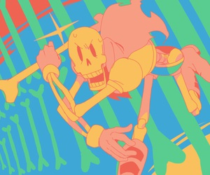 papyrus, spaguetti, and spoilers image