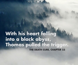 quote, books, and james dashner image