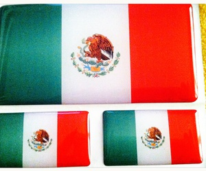 flag, mexico, and hermóso image