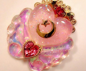 kawaii, sailor moon, and pink image