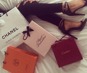 chanel, luxury, and fashion image