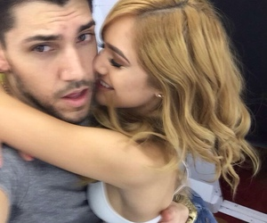 cute, couple, and chachi gonzales image