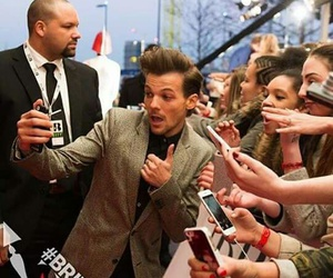 one direction, louis tomlinson, and boy image
