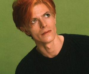 70s, green, and bowie image