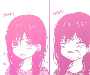 manga, taiyou no ie, and cute image