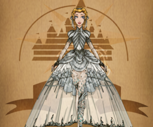 cinderella, disney, and steampunk image