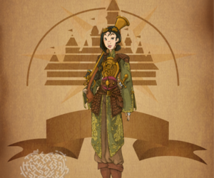 mulan, disney, and steampunk image