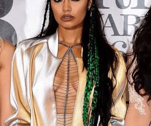 little mix, leigh-anne pinnock, and brits image