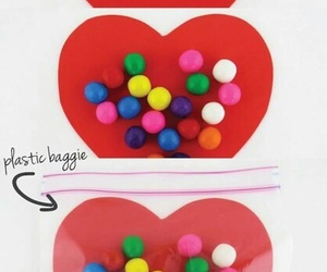 diy, heart, and candy image