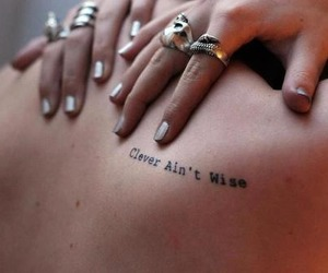 quotes and Tattoos image