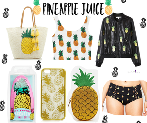 fashion, oh my dior, and pineapple image