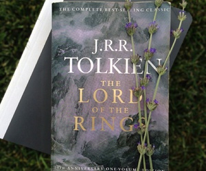 book, the lord of the rings, and classic image