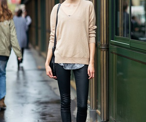 fashion, street style, and model image
