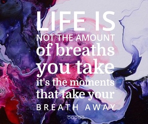 quote, life, and memories image