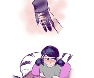 akuma, animation, and cute couple image
