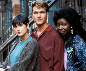 1990, Demi Moore, and ghost image