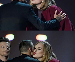 Adele, one direction, and liam payne image
