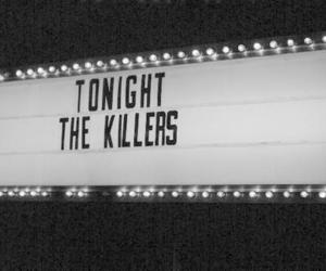 the killers, band, and concert image