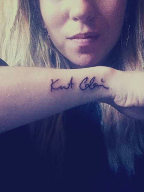 Kc Tattoo Discovered By Weltschmerz On We Heart It