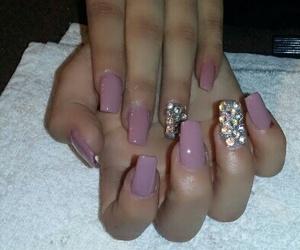 nails, brillos, and acrilicas image