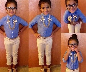 classy, kids, and little girls image