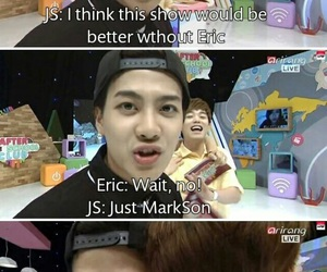 got7, markson, and jackson image