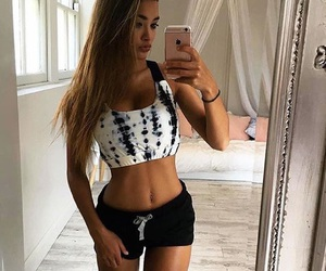 abs, fitness, and inspo image