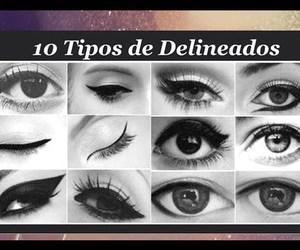 video, eye-liner, and easy eyeliner image