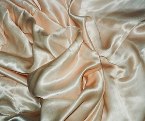silk, aesthetic, and sheets image