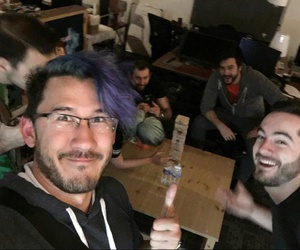 gamer, markiplier, and markimoo image