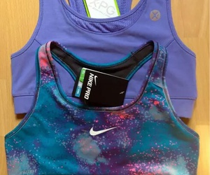 nike, fitness, and galaxy image
