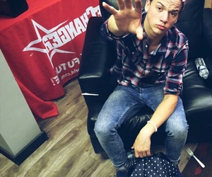 taylor caniff, magcon, and boy image