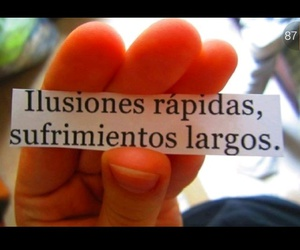 ilusion, frases, and quote image