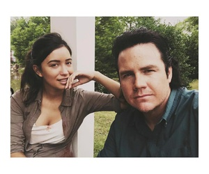 Eugene, rosita, and the walking dead image
