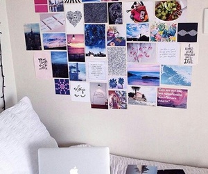 beautiful, bedroom, and indie image