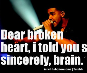 Drake, nice, and quote image