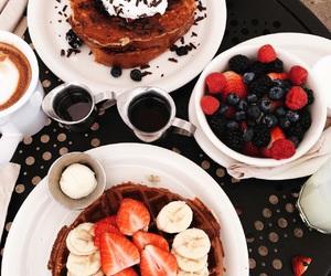 berries, breakfast, and foodie image